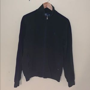 Polo Ralph Lauren Zip Up Sweatshirt